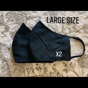 X2 fabrics masks large size